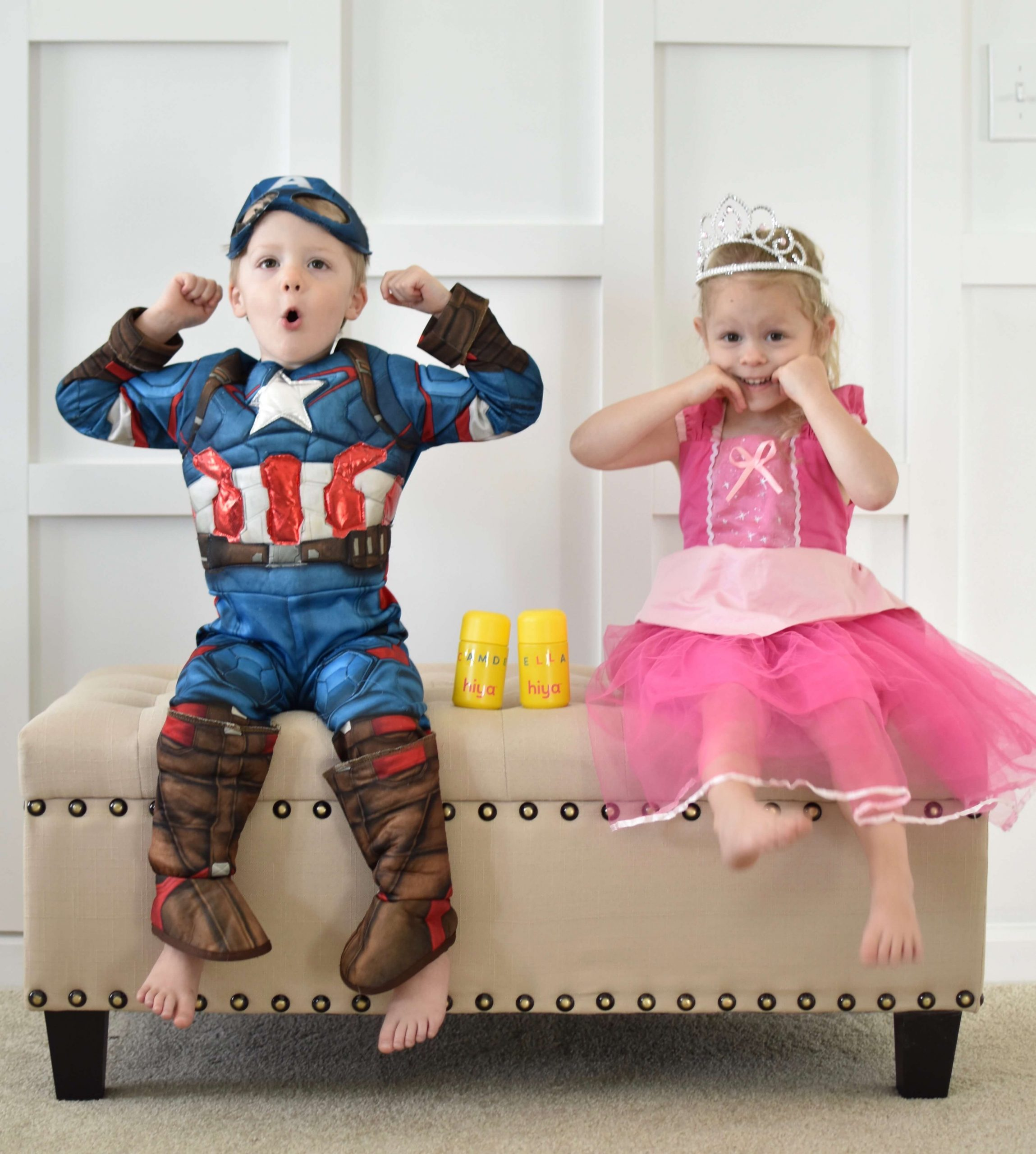 Dreaming of Superheroes and Princesses with Hiya Health